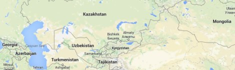 "10 minutes from Central Asia: ""We have joy that God is using us"""